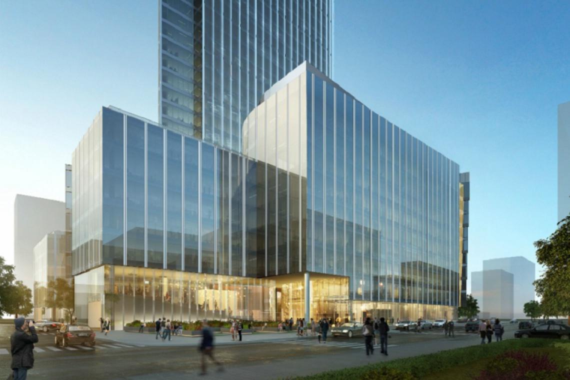 Golub GetHouse przymierza się do rozpoczęcia budowy Mennica Legacy Tower
