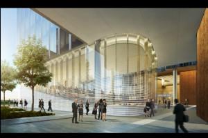 Mennica Legacy Tower będzie punktem orientacyjnym w przestrzeni miejskiej