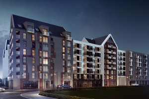 Kozikowski Design projektują aparthotel dla Dekpol w Gdańsku