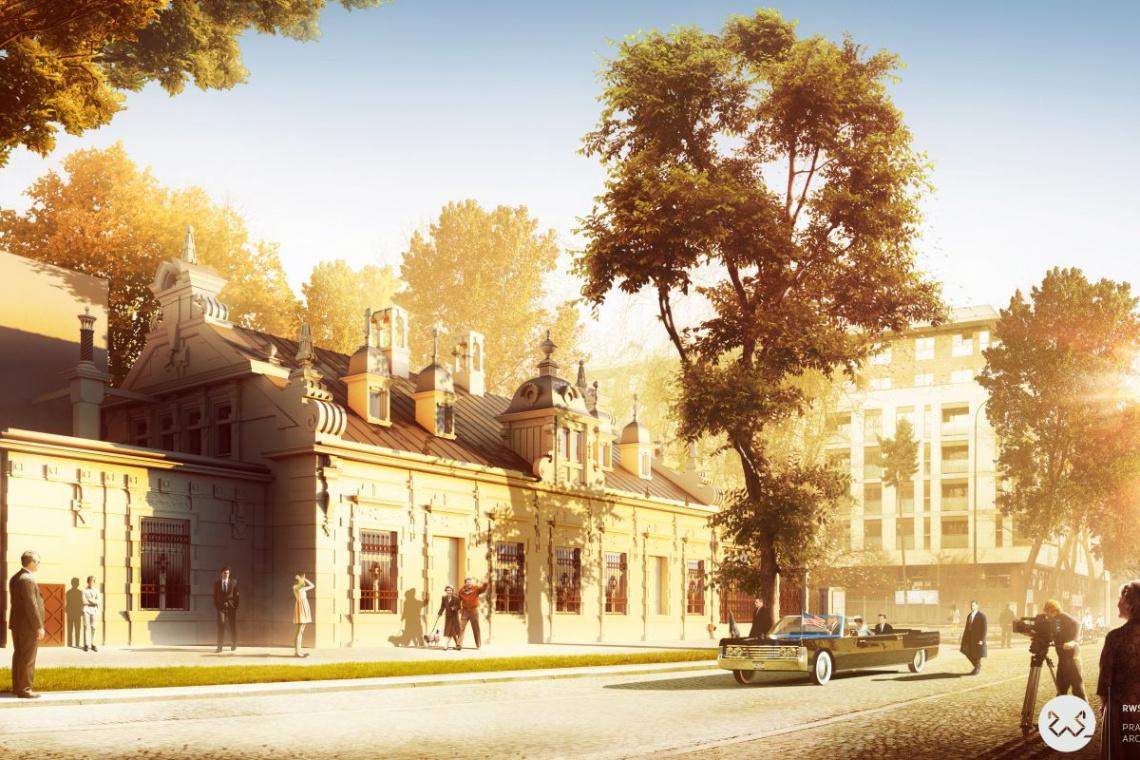 Remont domu znanego łódzkiego architekta na finiszu