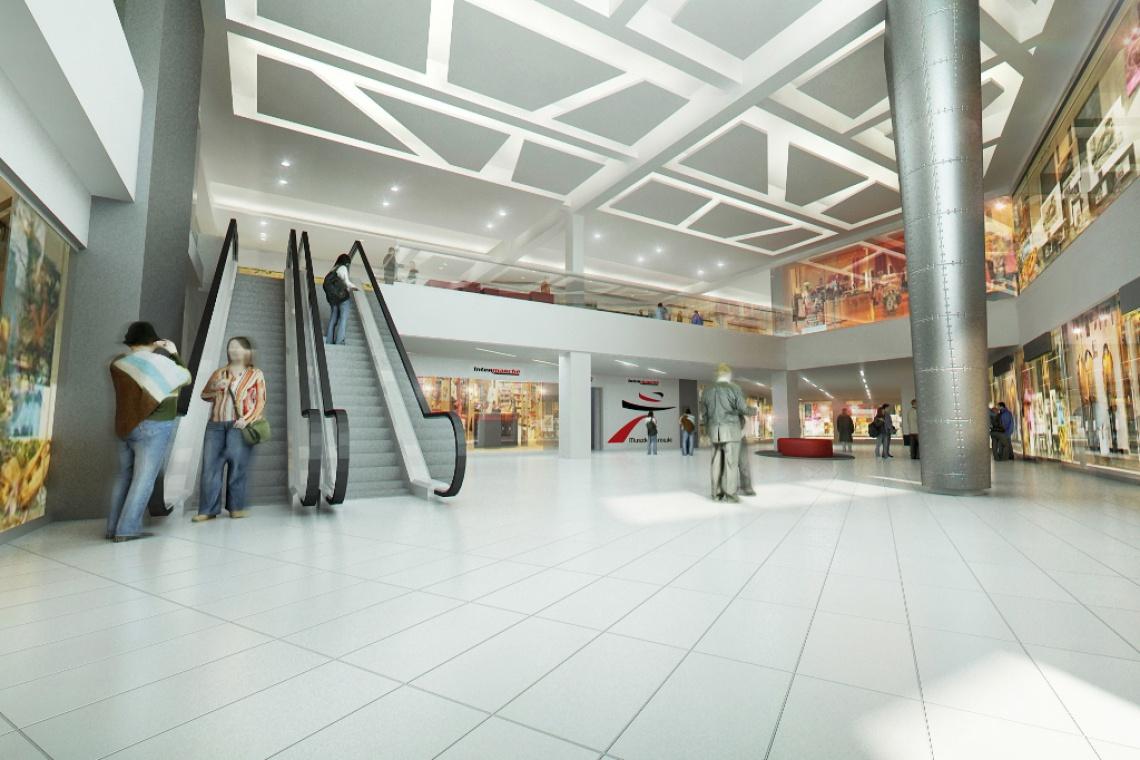 Pracownia architektoniczna Andrzejewskich odmieni CH ETC Gdańsk