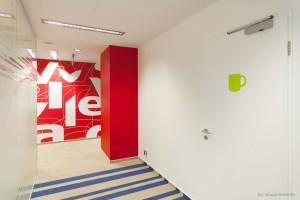 JMW Architekci i Grupa Advertis zaprojektowali biuro spółki FHP Vileda