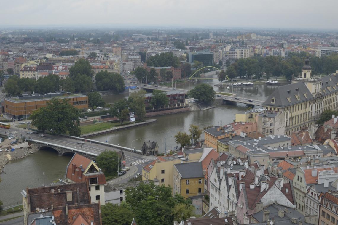 We Wrocławiu referendum. Pytanie o ochronę centrum miasta i metro