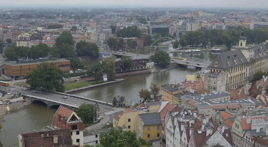Kępa Mieszczańska - duże możliwości w centrum Wrocławia