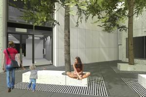 Centrum Biblioteczno-Kulturalne Fama - modernizm w wydaniu pracowni ENONE