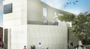 Centrum Fama we Wrocławiu - surowość, prostota i minimalizm
