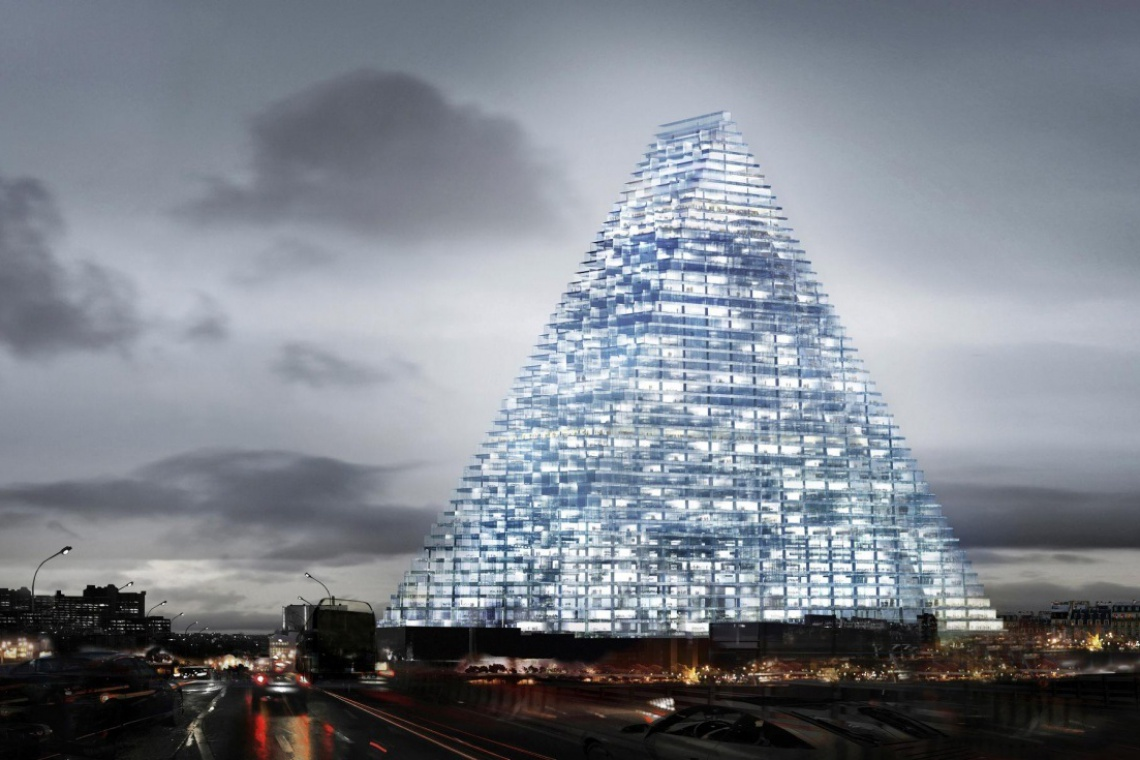 Paryż z pierwszym od 40 lat wieżowcem