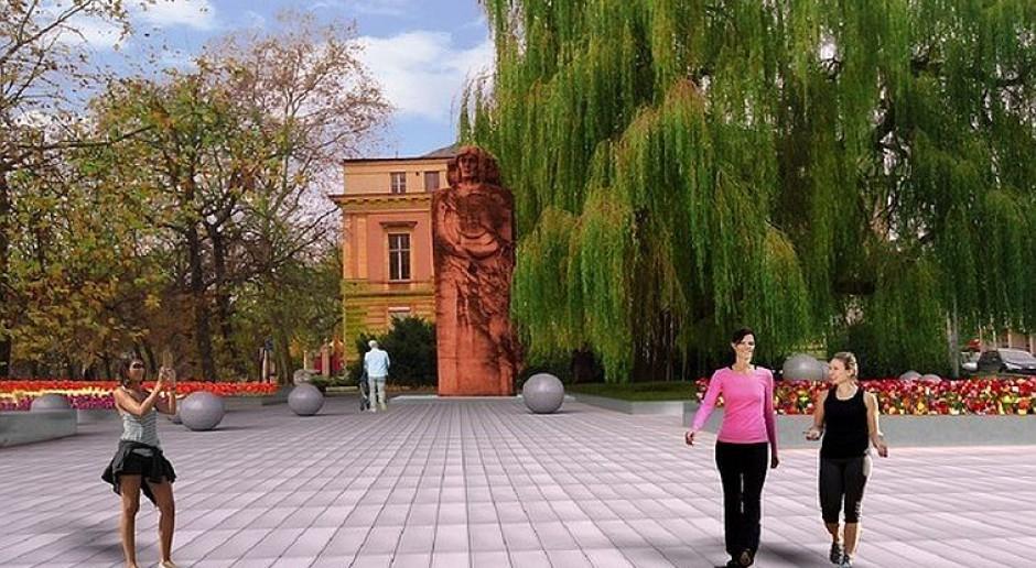 Wrocław wzbogaci się o nową, atrakcyjną przestrzeń publiczną