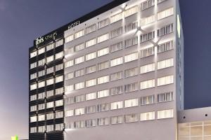Ibis Styles w Bielsko-Białej po modernizacji według projektu Tremend