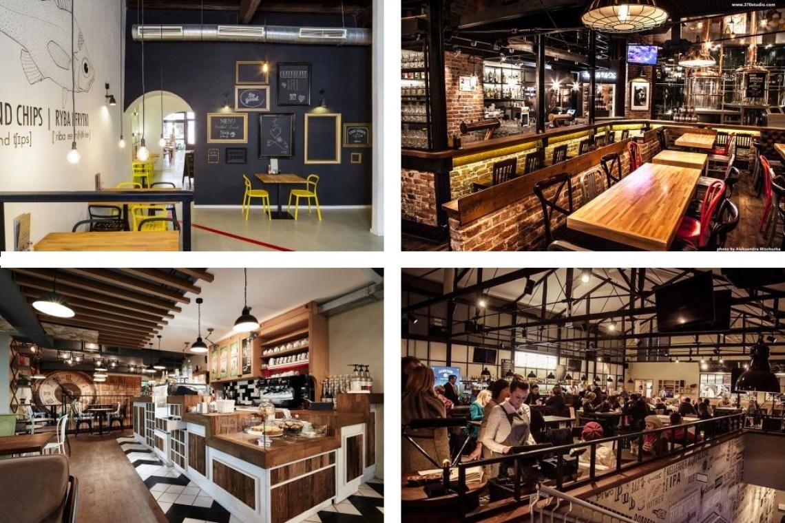 W tych restauracjach design ma znaczenie