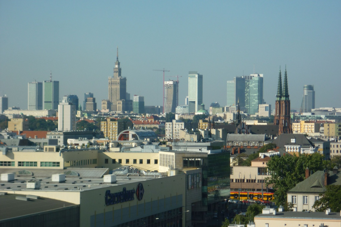 Handlowe ulice warszawskiej Pragi - głos oddany mieszkańcom