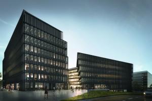 Pierwsze takie centrum biurowe w Lublinie. To projekt JEMS Architekci