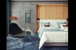 TOP inspiracje meblowe z hotelowych wnętrz