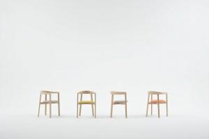 Doceniony design krzesła projektu Rygalika