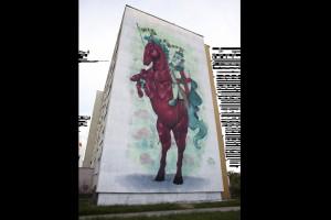 Takie murale powstały już w Gdańsku