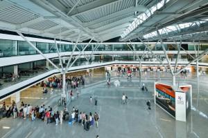 O nowym terminalu na Okęciu mówi Carlos Lamela
