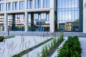 Domaniewska Office Hub, projektu DDJM, jest oficjalnie ekologiczny
