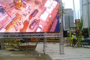 Prime Corporate Center, projektu SCB i Epstein, z wiechą