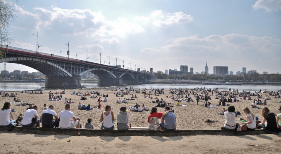 Warszawa się zmieni - miasto zrealizuje ponad 600 projektów