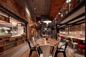 Zjawiskowa restauracja Pino w Krakowie to projekt Grycaj Design