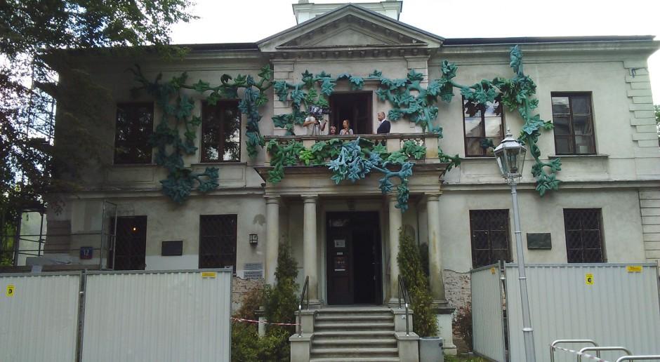 Zabytkowe Muzeum Woli odzyska blask - projekt żera2 Architekci