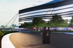 Salini Impregilo zbuduje stadion w kształcie namiotu w Katarze