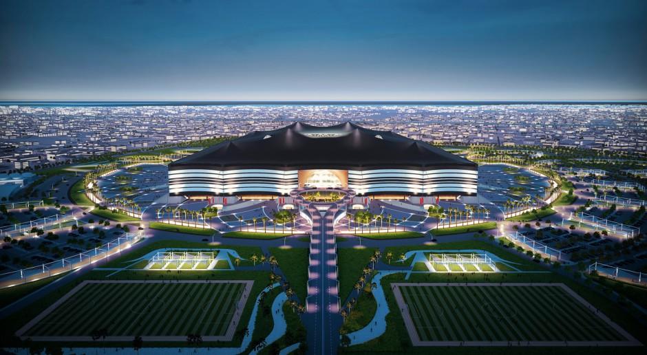 Stadion w kształcie namiotu powstanie w Katarze