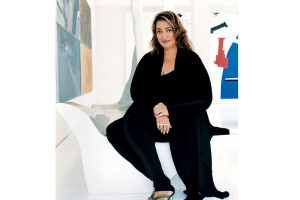 Zaha Hadid doceniona za ogromny wkład w architekturę