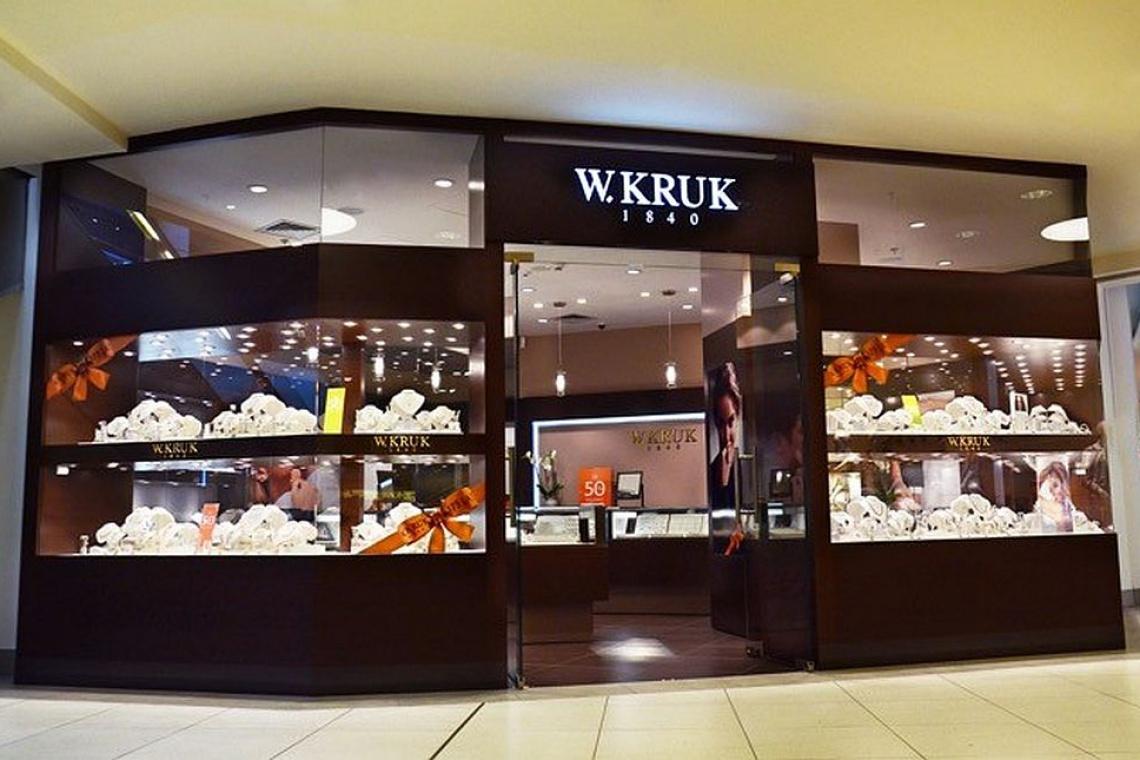 Nowy salon W.KRUK w Klifie projektu Zamek Design