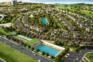 Dreamland w Azerbejdżanie wyrasta z ziemi