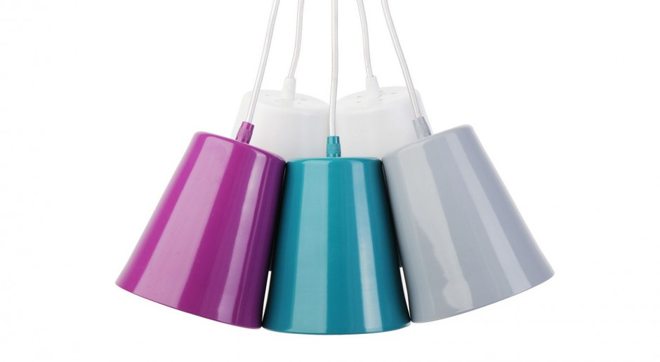 Lampa nawiązująca do loftowych kształtów i surrealizmu