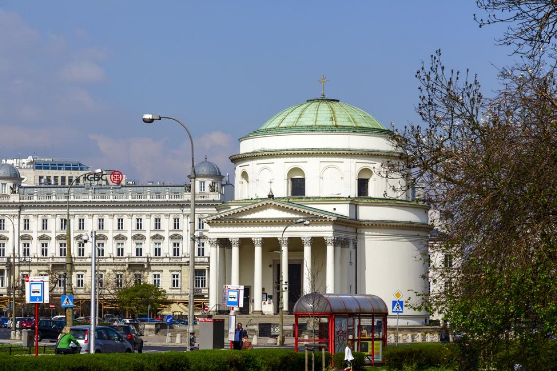 Wiceprezydent Warszawy o inwestycjach w place miejskie