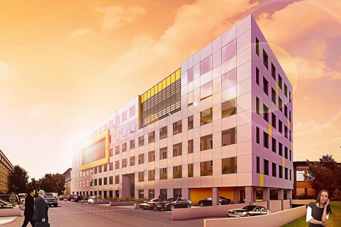 Portal-PP projektuje dla Satoria Group - nowy biurowiec na Woli