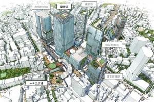 Japońscy architekci z ambitnym projektem wieżowym