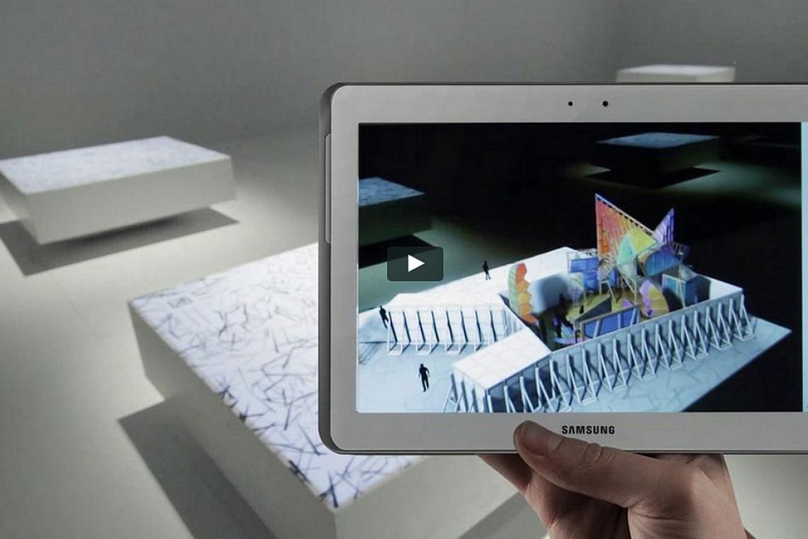 Ta czwórka tworzy Bridge, gdzie łączą technologię z designem
