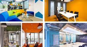 ATGames, Onet.pl czy PwC Polska - w tych biurach jest naprawdę kolorowo