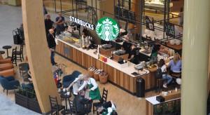 Starbucks w Krakowie zaprojektowany zgodnie z najnowszymi trendami