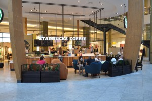 Starbucks z drugą kawiarnią w Krakowie. Tu design ma znaczenie