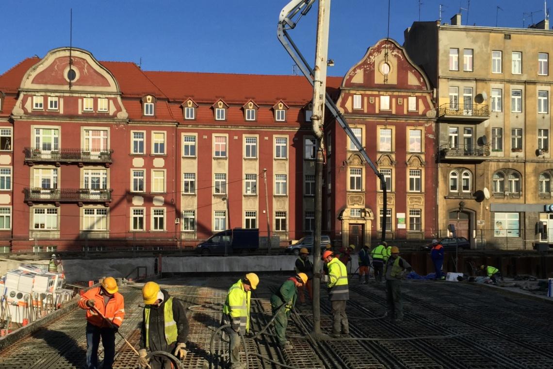 Kolejna perełka w Gliwicach odzyskuje blask