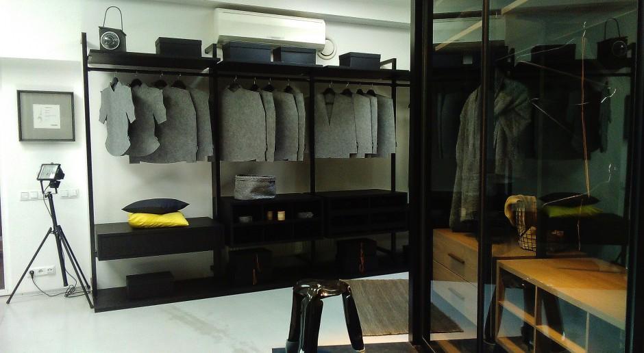 Showroom jak wielka garderoba