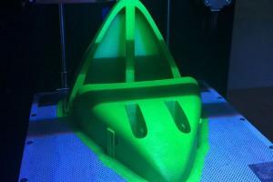 Coraz ciekawsze wykorzystanie druku 3D - ekologiczny bolid