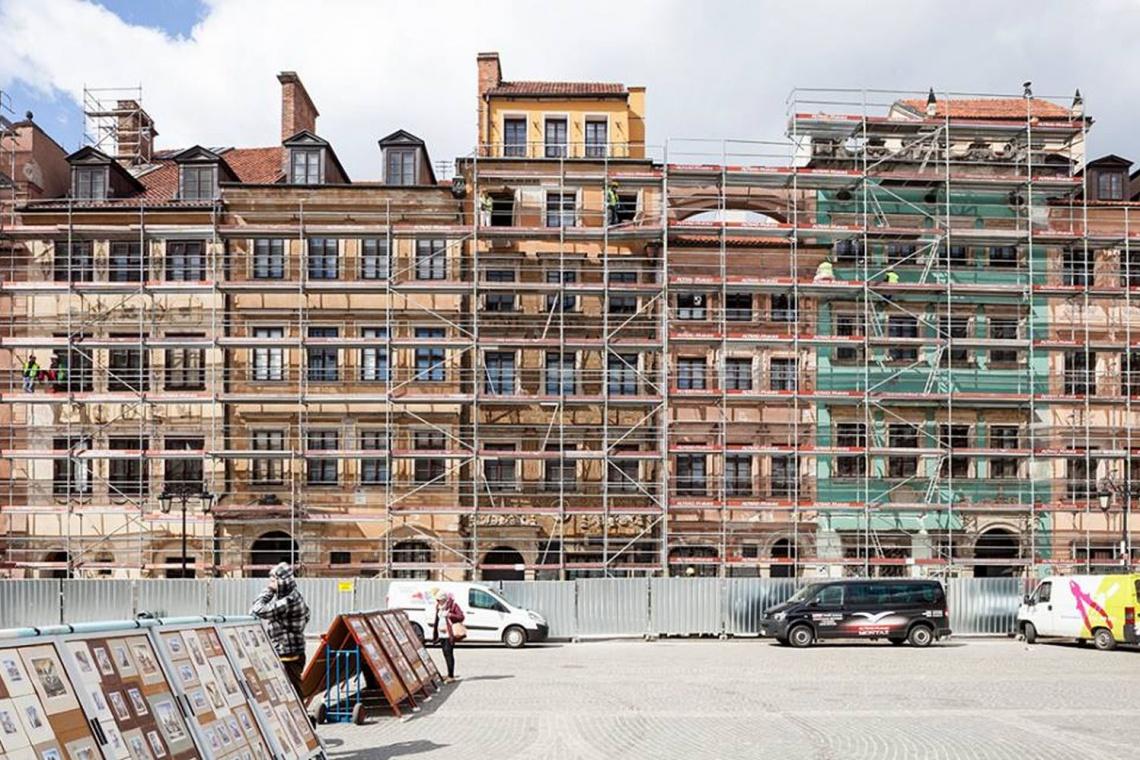 Koniec remontu Muzeum Warszawy coraz bliżej