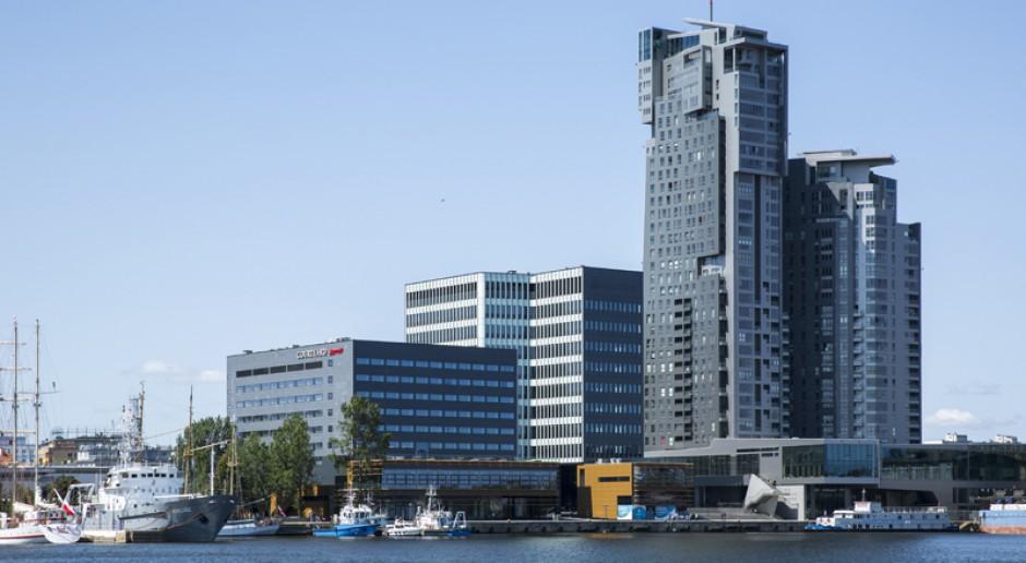 Kompleks Gdynia Waterfront chłodzi się... wodą morską
