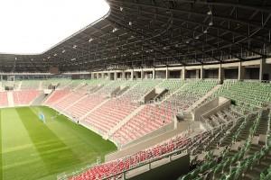 Zobacz film z otwarcia stadionu GKS Tychy