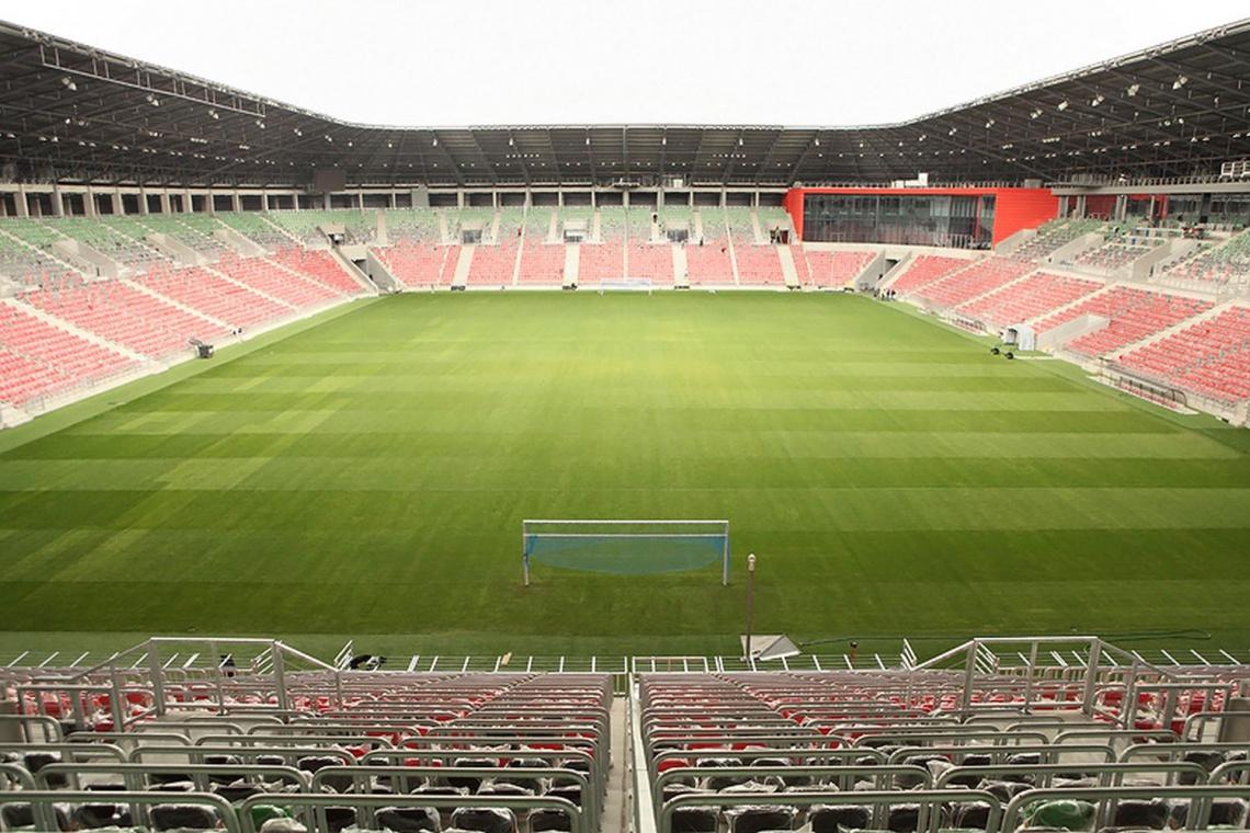 Najpiękniejsze stadiony 2015 roku. Jest polski akcent!