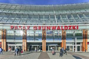 Najbardziej nasycone centrami handlowymi województwa w Polsce