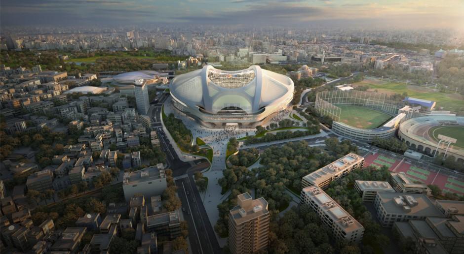 Nie zbudują stadionu według projektu Zahy Hadid, bo jest za drogi?
