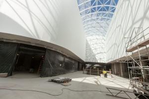 Najnowsze zdjęcia z budowy łódzkiej Sukcesji