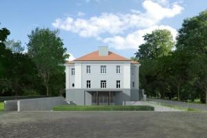 9780 Architekci i 2H+Architekci dali nowe życie zabytkowej willi