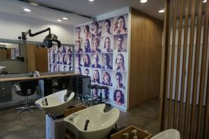 Salony fryzjerskie kuszą wystrojem